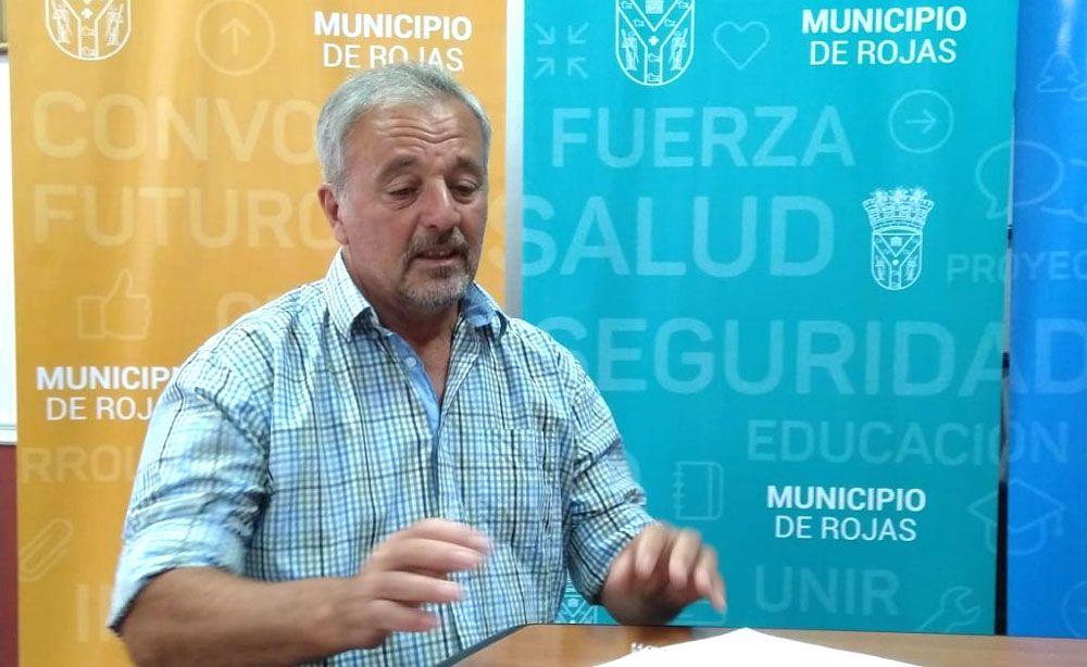 Claudio Rossi, intendente de Rojas, se candidatea a DIputado por la lista de Facundo Manes en estas elecciones