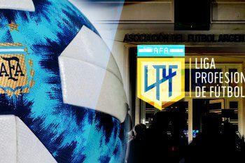 Liga Profesional: conocé cómo y cuándo vuelve el fútbol