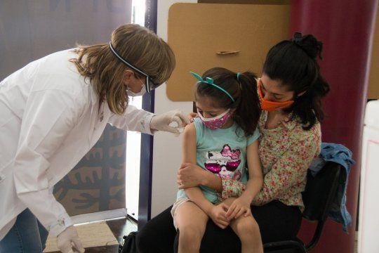 En la Provincia existen más de 2 mil centros de salud municipales y hospitales provinciales con vacunatorios