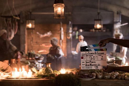 ¿donde grabaron la cocinera de castamar?