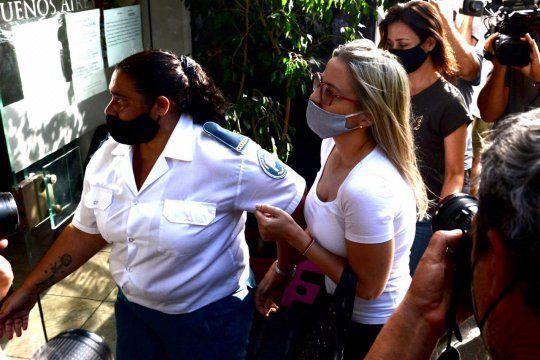 Píparo podría ser imputada por falso testimonio | Foto: N.Braicovich