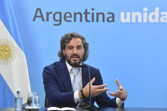 Santiago Cafiero habló tras la derrota del oficialismo