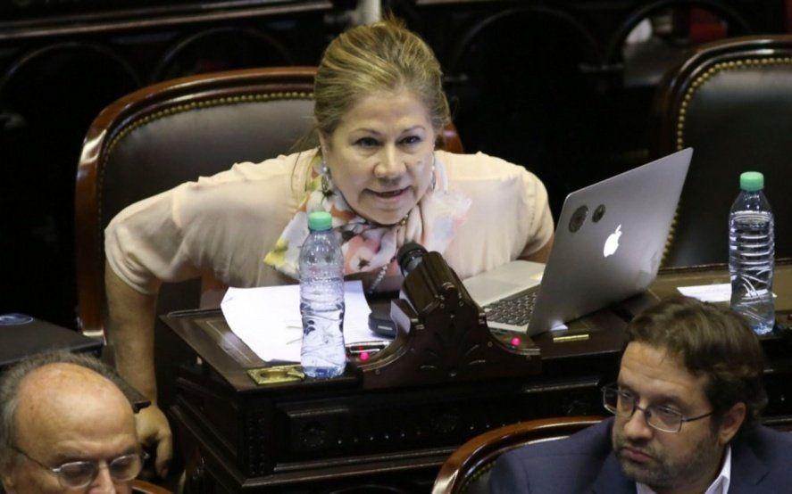 Graciela Camaño logró renovar su banca y llegará a 20 años ininterrumpidos en el Congreso