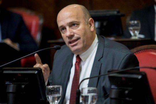 El Senador provincial Andrés De Leo opinó sobre el canje de deuda de la provincia