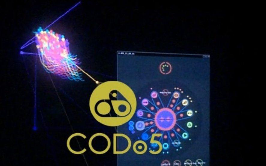 Conocé CODO5, el software que diseñaron alumnos de Bellas Artes para generar proyecciones en tiempo real