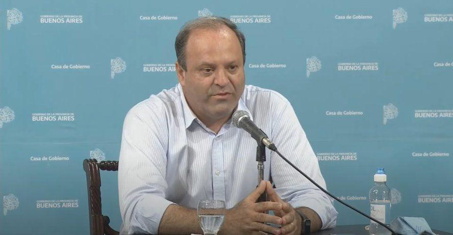 El inmunólogo y Dr. en Ciencias Bioquímicas Guillermo Docena