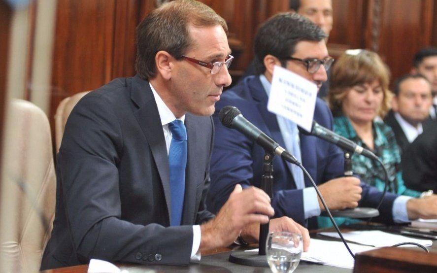 Las claves del discurso de apertura de sesiones que prepara Julio Garro