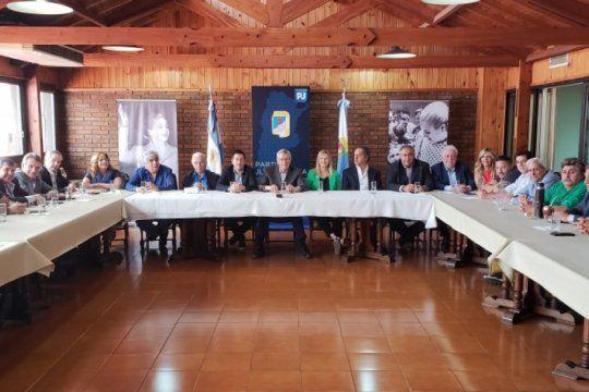 el peronismo comienza el proceso de renovacion de autoridades partidarias a nivel nacional