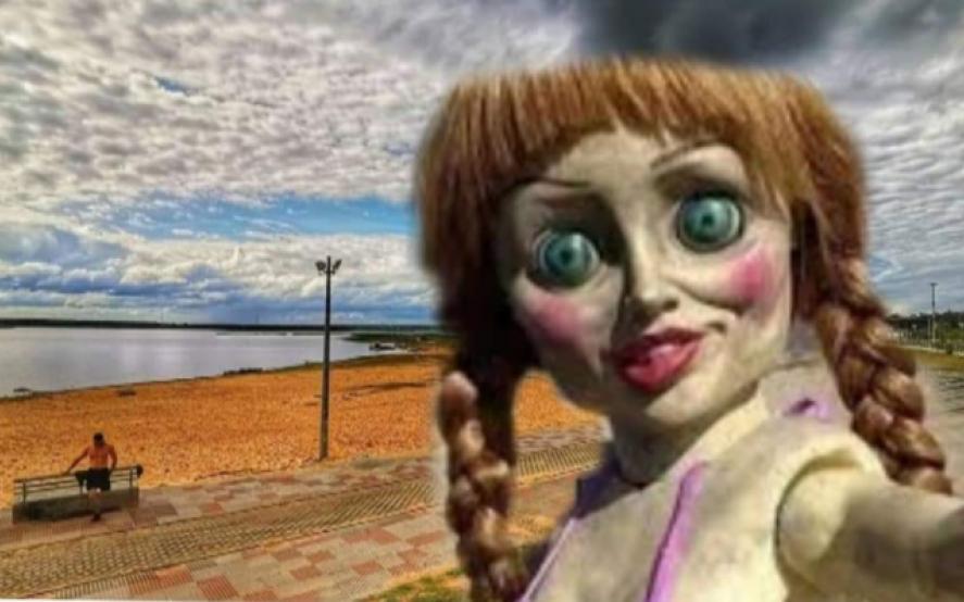 Pánico y memes por la desaparición de Annabelle, la muñeca maldita