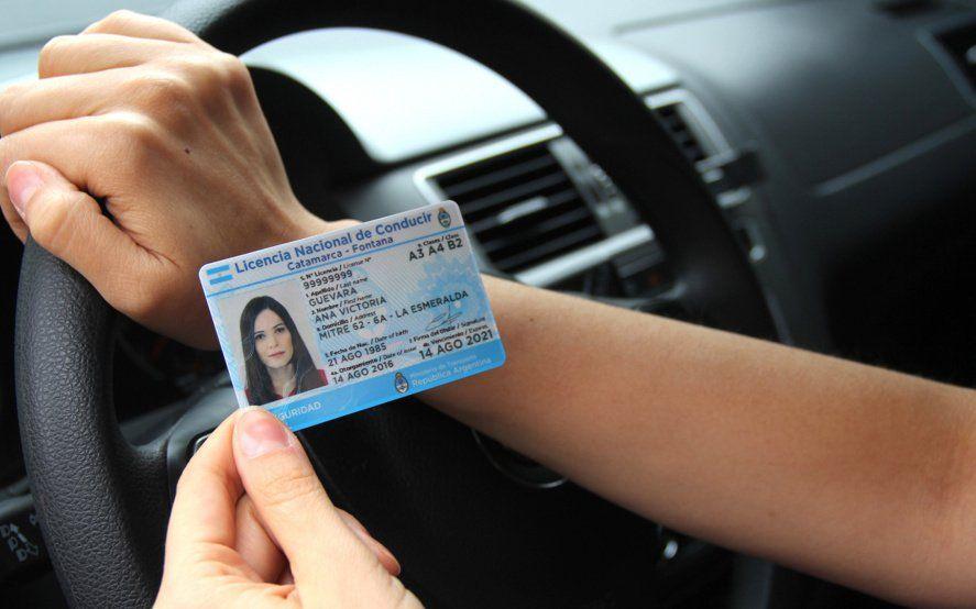 Licencias de conducir: vuelven a prorrogar los vencimientos