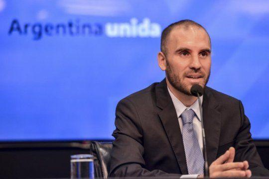 reuniones estrategicas: guzman viaja a estados unidos para negociar con el fmi y reestructurar la deuda argentina