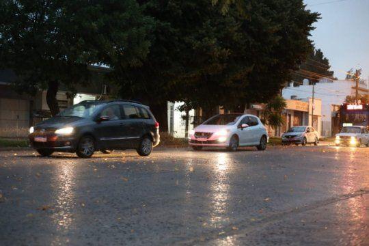 alerta meteorologica: la plata continua con el nivel de riesgo amarillo por lluvias y tormentas