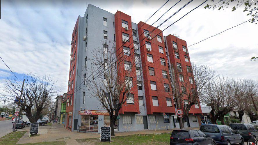 La Plata: entraron por el balcón y se llevaron pertenencias
