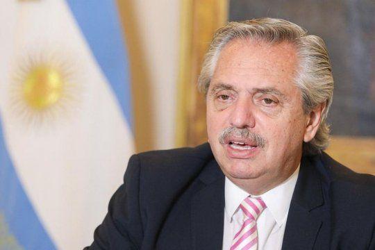 Alberto Fernández repudió los graves hechos de violencia ocurridos en Washington DC, capital de Estados Unidos