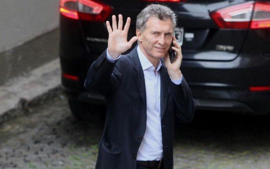 """Macri sobre la crisis: """"Entiendo a aquellos que están enojados, pero es el único camino"""""""