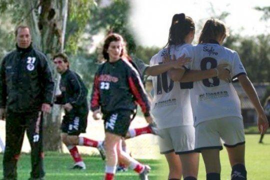 la plata y el futbol femenino: del envion de bilardo al debut de las triperas en el bosque