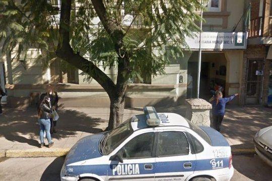 merlo: dos presos limaron barrotes y se fugaron de la comisaria primera