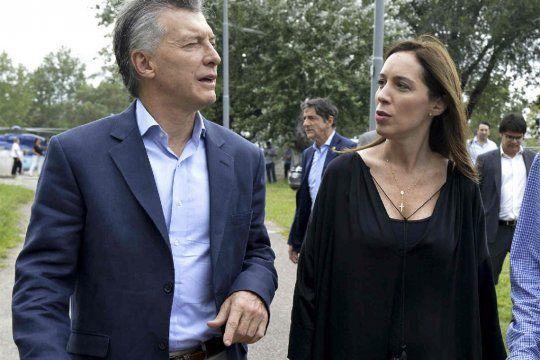 Macri le pidió a Vidal que sea candidata en la Provincia y movió la interna de Juntos por el Cambio.