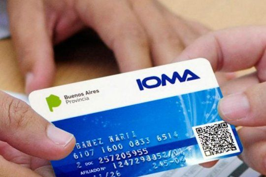 IOMA aumentará la cuota de los afiliados voluntarios desde enero de 2021