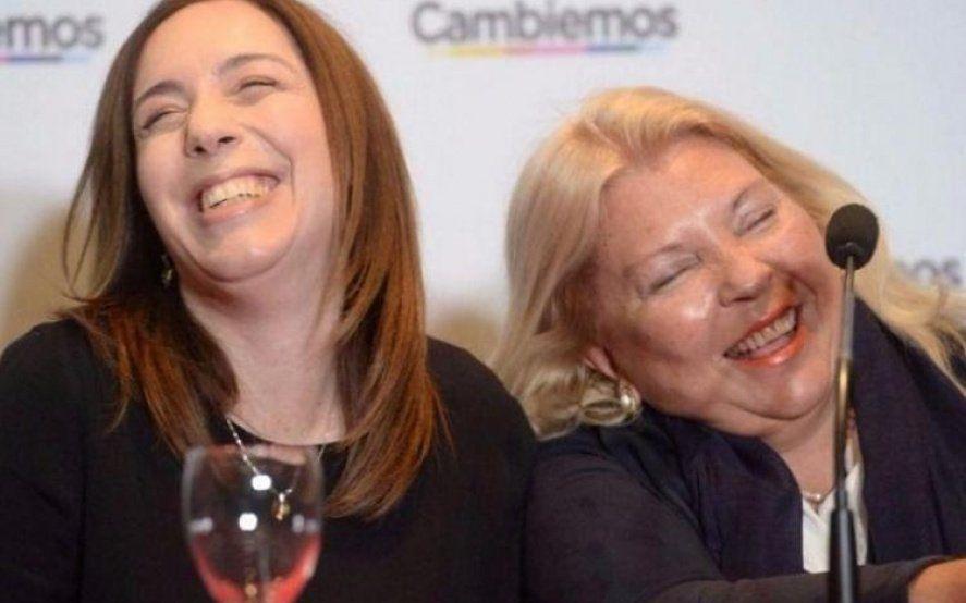 El día que Vidal y Carrió pidieron un aplauso para el funcionario acusado por espionaje ilegal