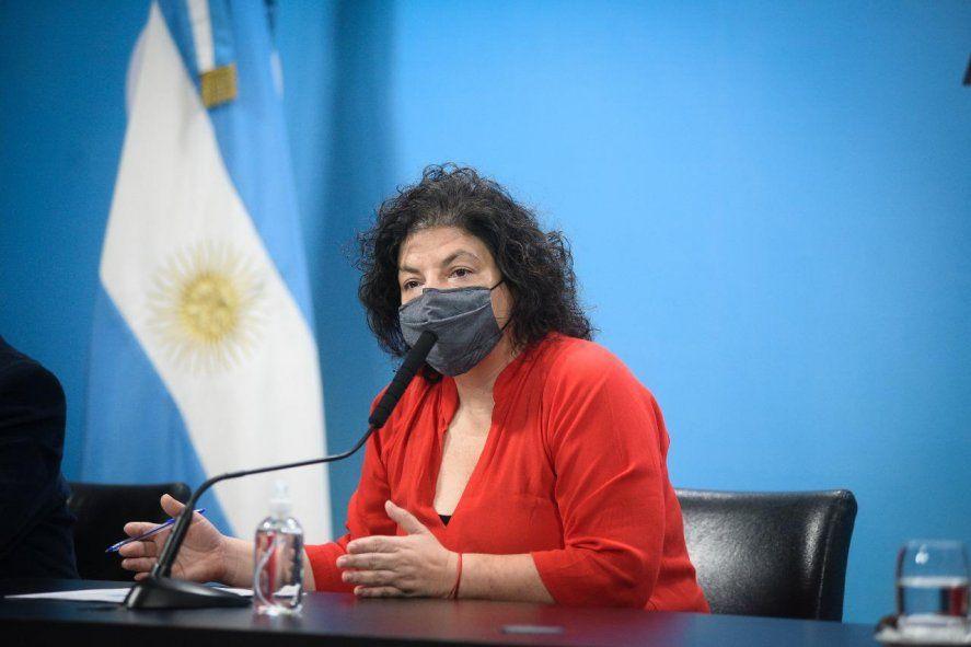 Argentina, al borde de aplicar las 20 millones de vacunas