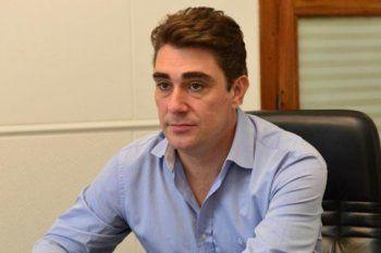 El intendente de Capitán Sarmiento, Javier Iguacel