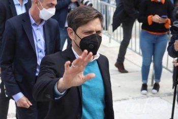 Kicillof aseguró que su gobierno no encubrirá a nadie en el caso Facundo Castro