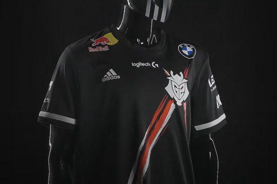 Adidas firmó contrato por dos años con uno de los principales equipos de Esports del mundo.