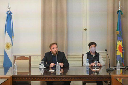 Federico Otermin y legisladores alertaron sobre la imposición de la Justicia en las medidas santiarias que tomó el gobierno