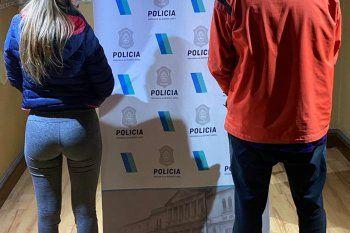 La pareja detenida en Junín se echaron la culpa mutuamente ante el fiscal