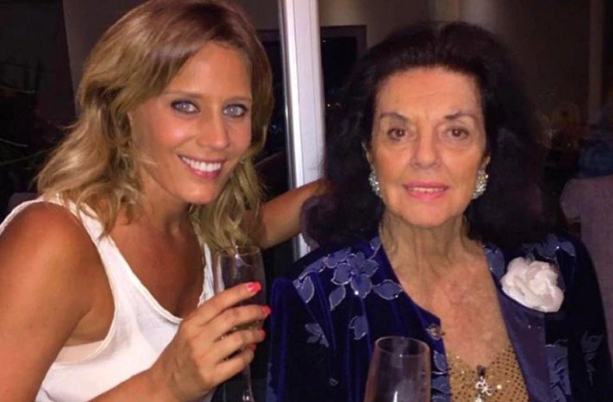 Rocío Marengo compartió una foto con Marta en su cuenta de Instagram