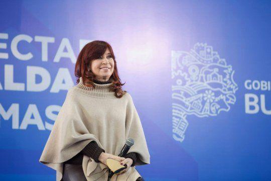 Cristina Kirchner visita Lomas de Zamora