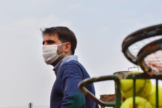 El intendente, Manuel Passaglia, otra vez fue denunciado en San Nicolás