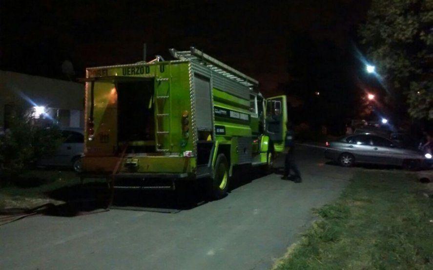 El incendio fue en 138 entre 60 y 61 y murió una mujer