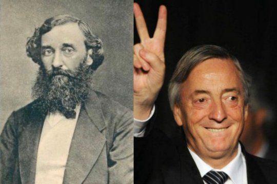 El hilo de Twitter del politólogo Mariano Tilli compara los homenajes a Mitre con los de Kirchner