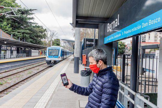 Los nuevos horarios de reserva del Tren Roca se implementarán el próximo lunes