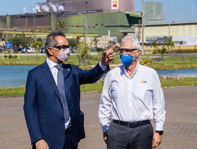 Reinventado: Scioli y sus éxitos diplomáticos en Brasil