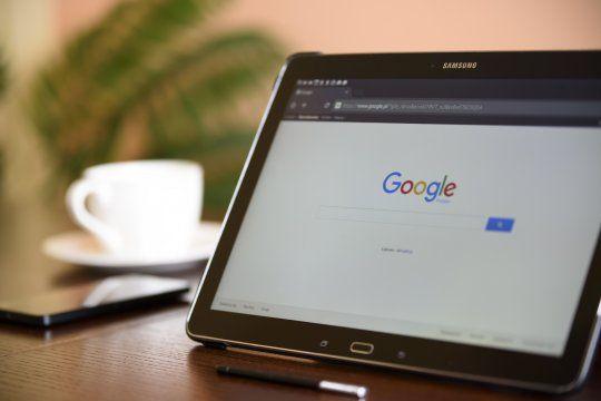Google y Cristina Fernández en medio de una batala judicial