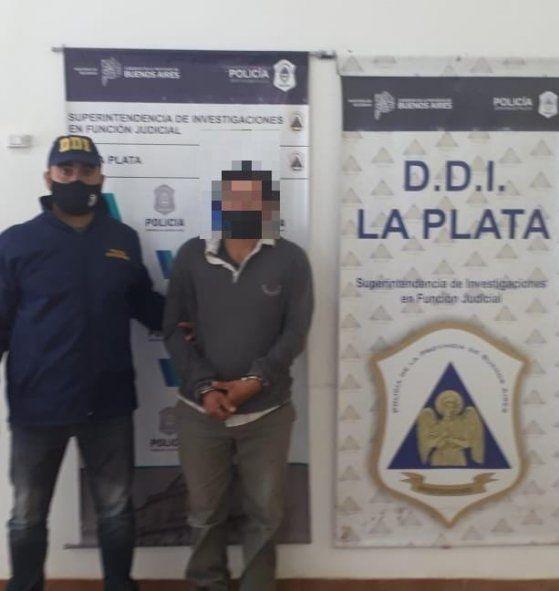 El hombre fue detenido en Ensenada pero los abusos a la hijastra fue en Berisso