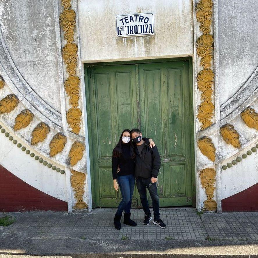 La escapada de Axel Kicillof y Soledad Quereilhac antes de las PASO