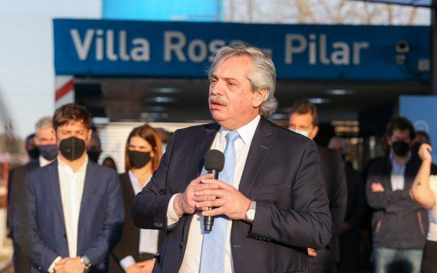 Alberto Fernández: Internet tiene que llegar a todos y la telefonía debe ser accesible