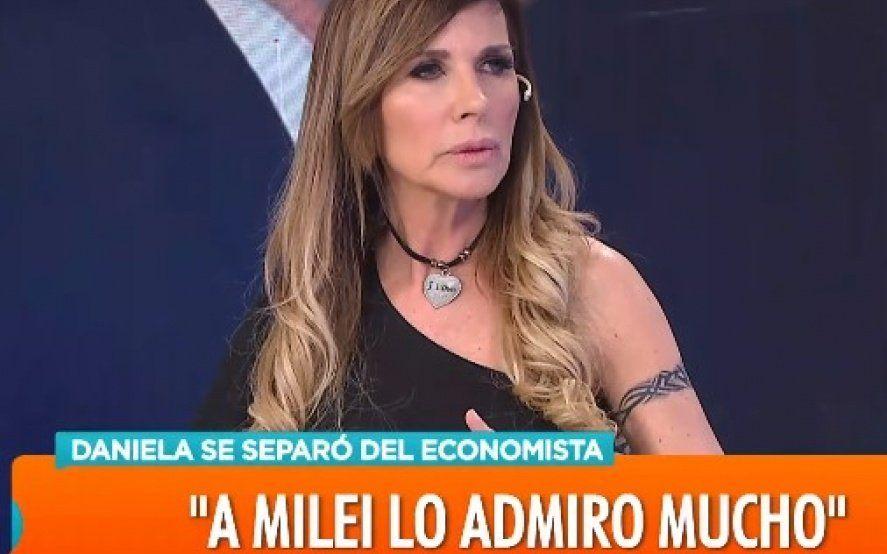 """""""Me dio como un mareo"""": la cantante Daniela se desmayó en vivo en Intrusos"""
