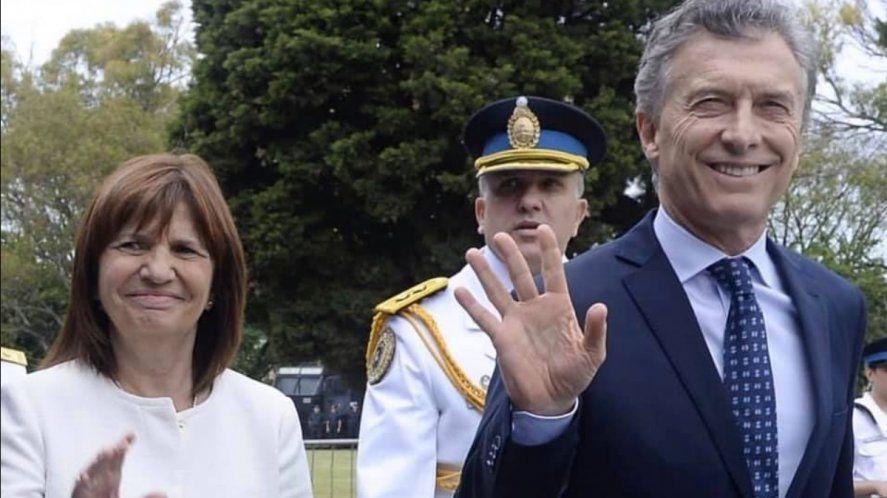 Patricia Bullrich apuntó contra el kirchnerismo por la orden de allanamiento contra Macri