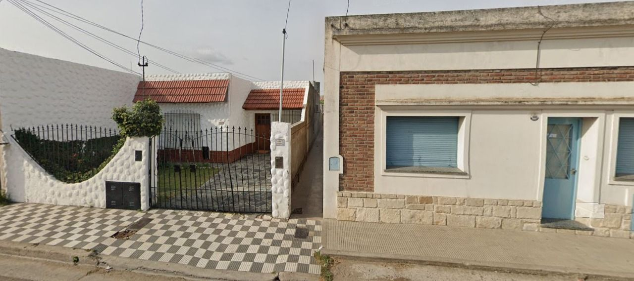 El siniestro fue en la calle Monteagudo al 600 del barrio San Martín