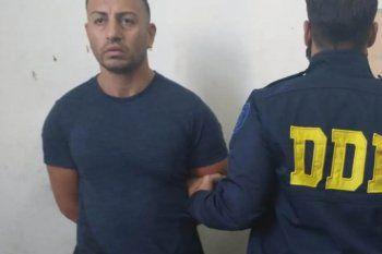 Samuel Llanos, de 40 años, se negó a declarar y quedó imputado por el femicidio