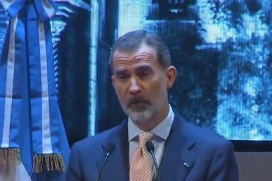 ?jose luis borges?, el increible fallido del rey de espana en el congreso de la lengua