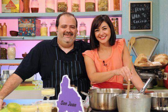 ximena saenz anuncio que se va de cocineros argentinos