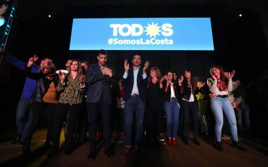 El Frente de Todos presentó a sus candidatos en La Costa con un llamado a todos los sectores políticos