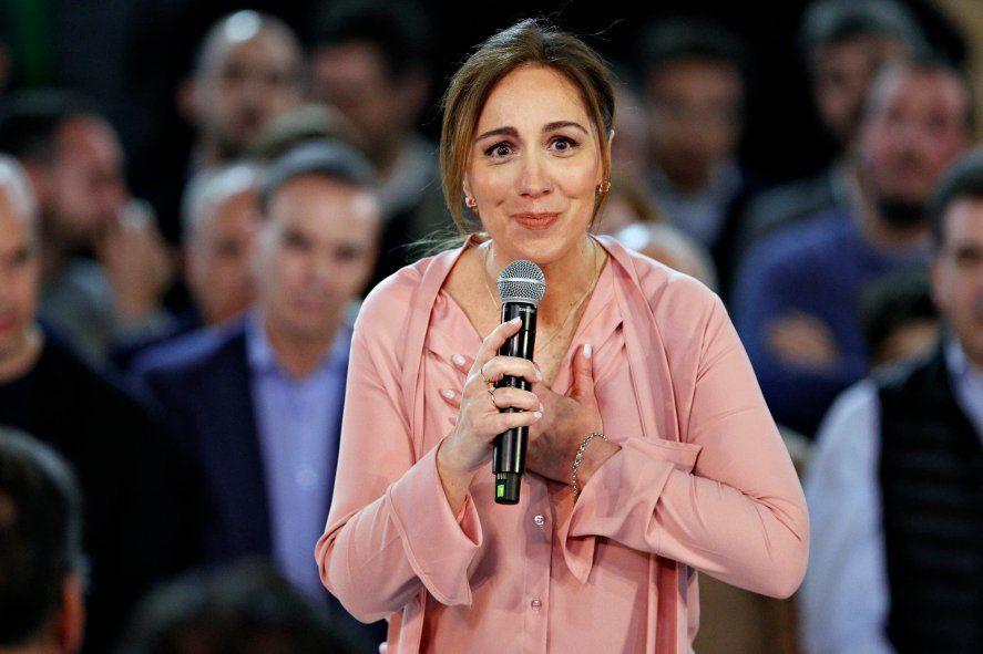 Vidal rechazó el pedido de Macri para ser candidata a legisladora por la provincia de Buenos Aires.