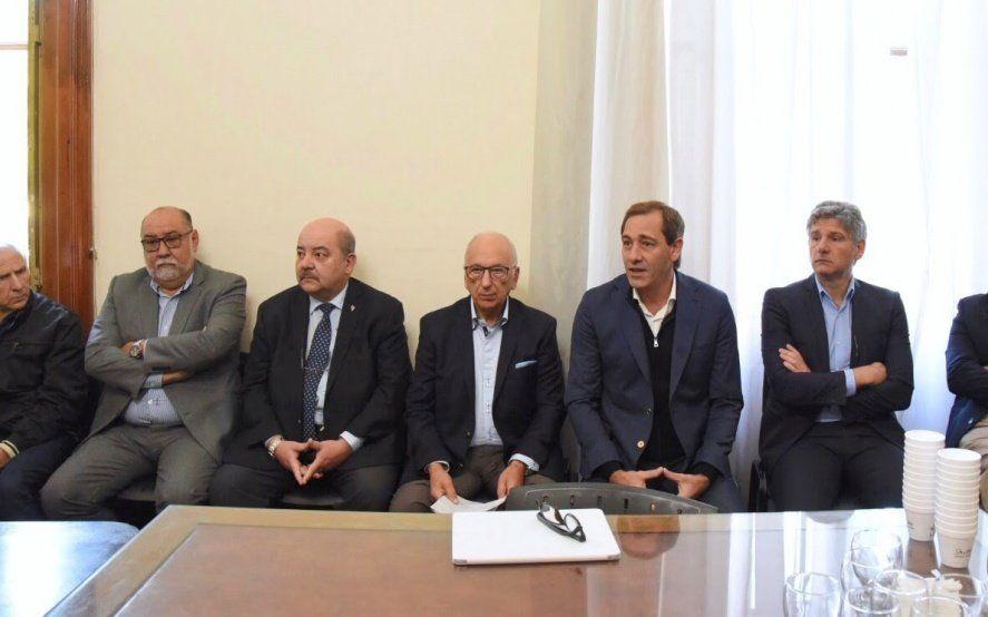 """Garro se reunió con el Consejo Consultivo para el Desarrollo en busca de una """"agenda permanente"""""""